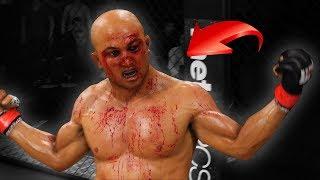 КОШМАРНЫЕ БОИ за РАНДОМНЫХ БОЙЦОВ в ТОП 10 МИРА UFC 3 НОКАУТЫ
