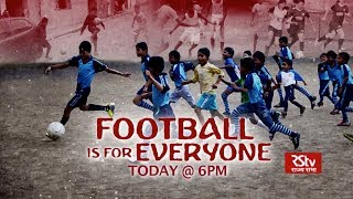 Promo: FIFA World Cup 2018 I Football is for everyone | 6 pm