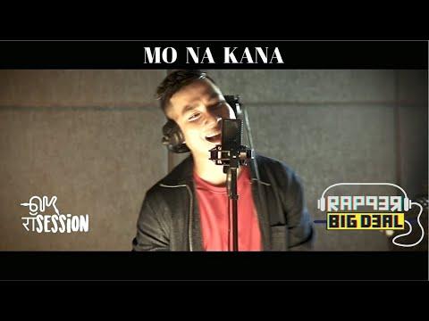 Big Deal - Mo Na Kana(Official Music Video) | Audiokraft Raw Session