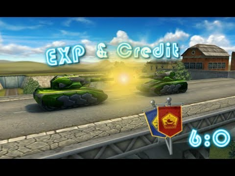 EXP & Credit vs KOT-9 (Acid/Veteran) & 100rec [XP 2-2]  ePIC 6:0