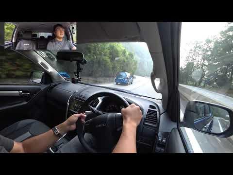 Genting run review of the new 1.9 litre Isuzu D-Max Bluepower | Evomalaysia.com
