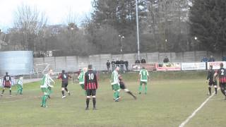 Saffron Walden Town 0-0 Whitton United.  Eastern Counties League Division 1.  Sat2Feb2013