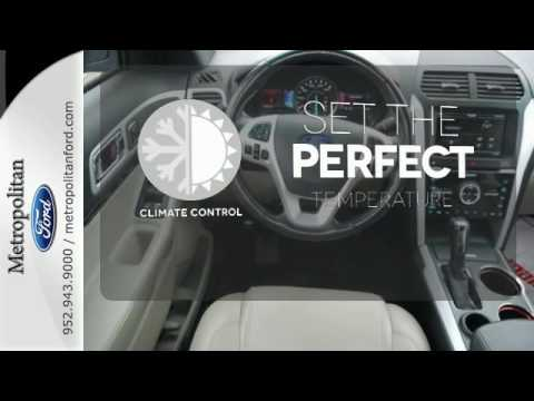 Used 2013 Ford Explorer Minneapolis MN Eden Prairie, MN #P8121A11
