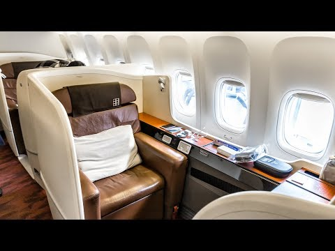 JAL FIRST Class Suites 777 - TRIP REPORT - San Francisco to Tokyo Haneda