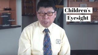 How to prevent your children's eye vision from getting worse