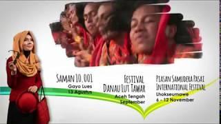 Calendar of Events  The Light Of Aceh 2017 - Disbudpar Aceh