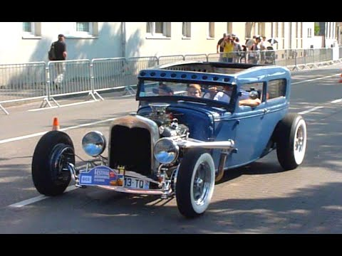 american hot rod in france home made youtube. Black Bedroom Furniture Sets. Home Design Ideas