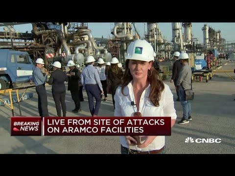 Saudi Aramco details how it handled rapid response to attacks