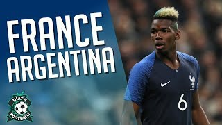 FRANCE 4-3 ARGENTINA LIVE Stream Match Chat