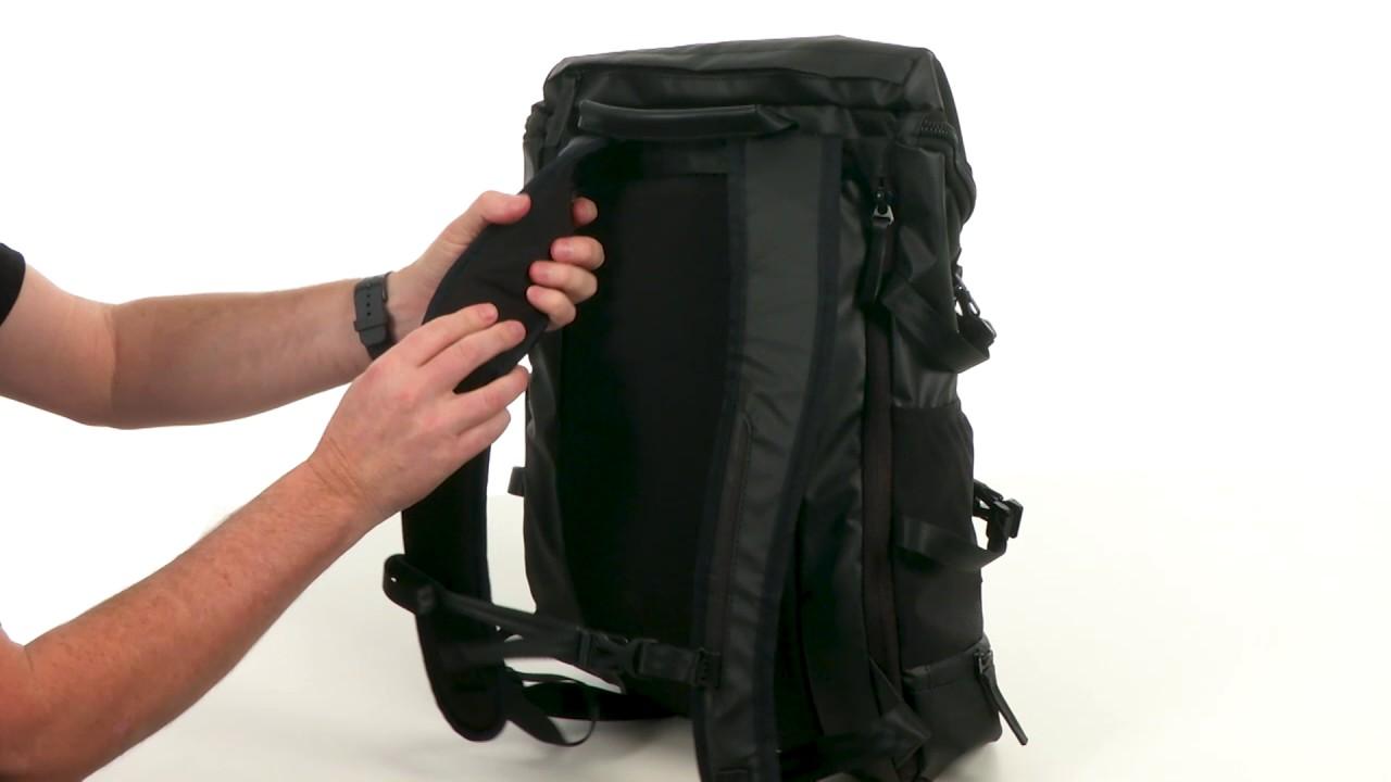 120f77c020 Nixon A-10 Backpack SKU 8613382 - YouTube