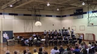 "Cramer 8th Grade Jazz Caboose ""Blues At Frog Bottom""  5.18.2016"