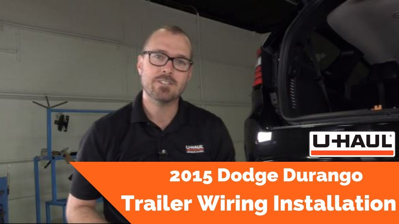 Dodge Durango Trailer Wiring Diagram