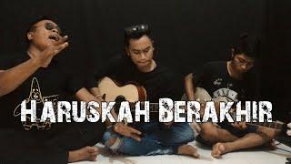 Haruskah Berakhir - Ridho Rhoma Accoustic Cover by Junior Dompu