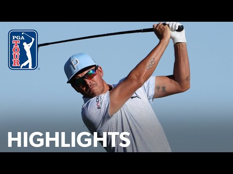 Rickie Fowler shoots 9-under 63 | Round 3 | THE CJ CUP | 2021