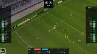 Pro Rugby Manager 2015 | GamePlay PC 1080p