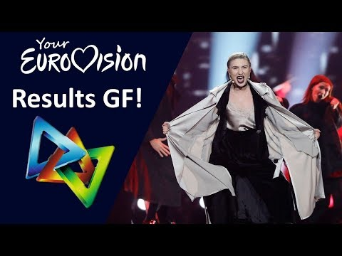 GRAND FINAL RESULTS || Your Eurovision #5 || Sydney
