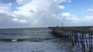 Rainbow outer banks fishing pier