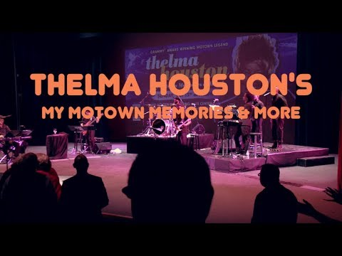 Thelma Houston's My Motown Memories & More - YouTube