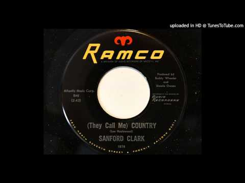 Sanford Clark - They Call Me Country (Ramco 1979)