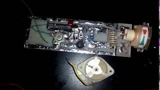 делаю радиомаячок, изготовление и наладка вч