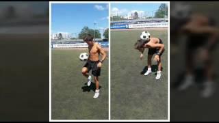 Batuhan sevim 2017 skills Video