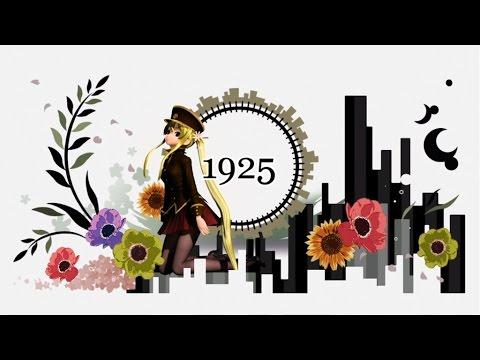 """Hatsune Miku: Project DIVA Future Tone - [PV] """"1925"""" (DLC) (Romaji/English Subs)"""