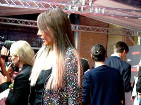 """Natascha + Jimi Blue Ochsenknecht bei der Premiere von """"96 Hours - Taken 2"""" 11.09.2012 Berlin"""