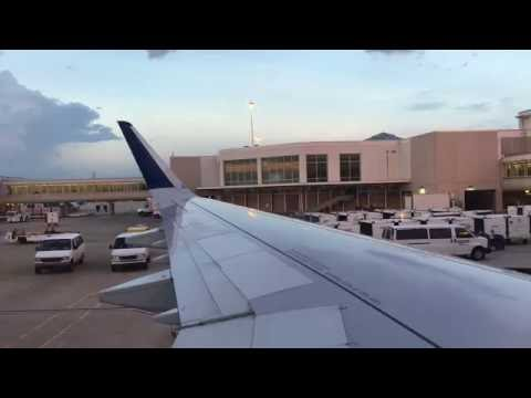 Taxi & Take Off From Orlando Int'l On jetBlue 1190 To New York KMCO-KJFK