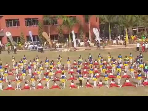 Kampala parents sports day