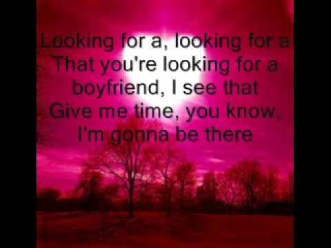 Big Time Rush- Boyfriend LYRICS