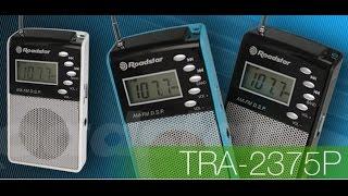 Roadstar TRA-2375P, обзор радиоприемника