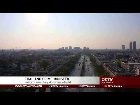 Concerns raised for Thailand's new government