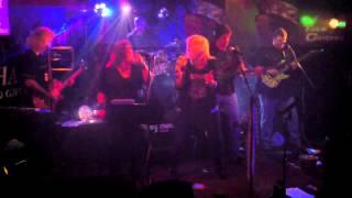 Vicki Reed Band- Free Ride (Cover) 3 20 15