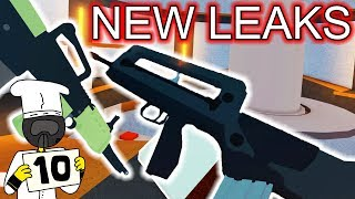 NEW WEAPONS/3 NEW MAPS | Arsenal ROBLOX
