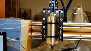 Обучение работы на станке ЧПУ фрезер / Как работать на фрезерном станке ЧПУ