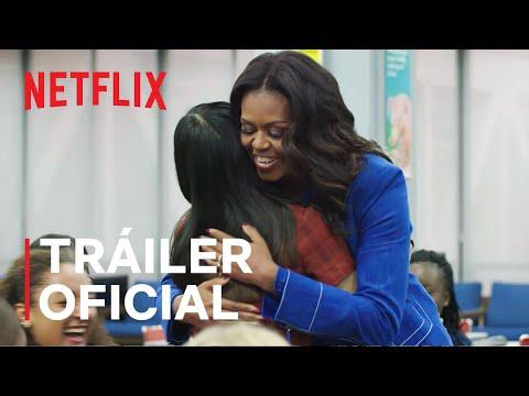 Becoming: Mi historia | Tráiler oficial | Netflix