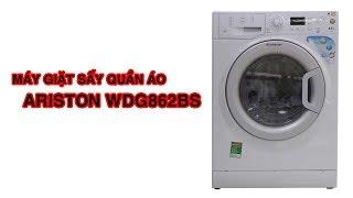 Máy Giặt Sấy Quần Áo Ariston WDG862BS- Pico.vn