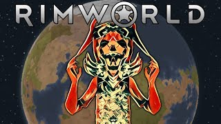 [41] The Largest Tribal Attack So Far | Rimworld Ultimate Survival A17