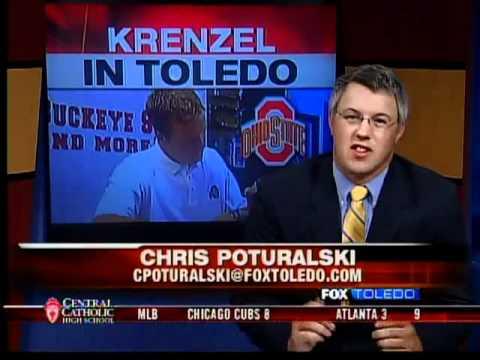 Craig Krenzel on Tressel outser, NCAA investigation