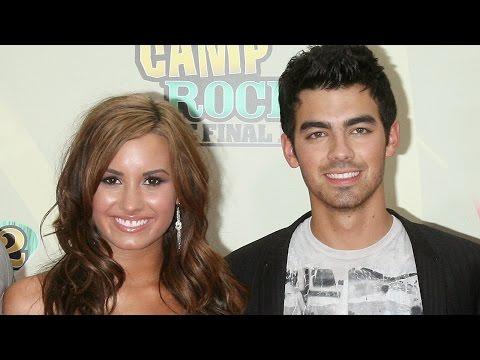 Joe Jonas Talks Special Bond With Ex Girlfriend Demi Lovato