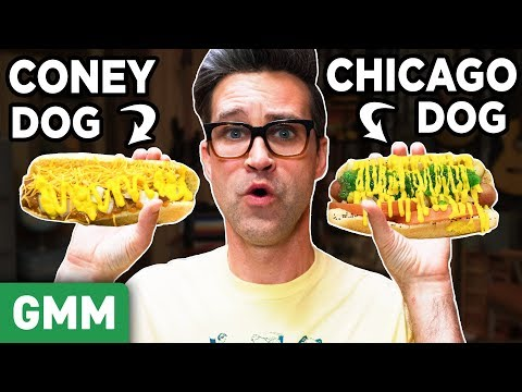 Ultimate Hot Dog Styles Taste Test