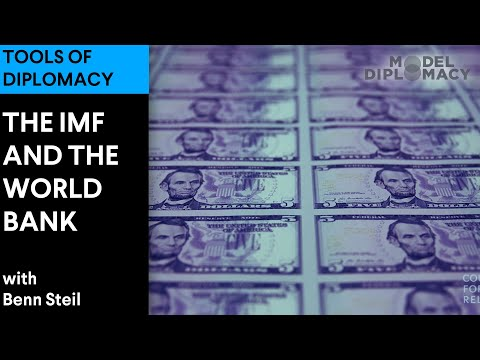 International Financial Institutions | Model Diplomacy
