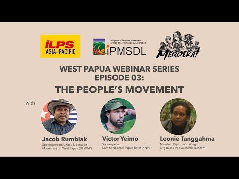 Episode 03 | West Papua Webinar [Part 1/2]