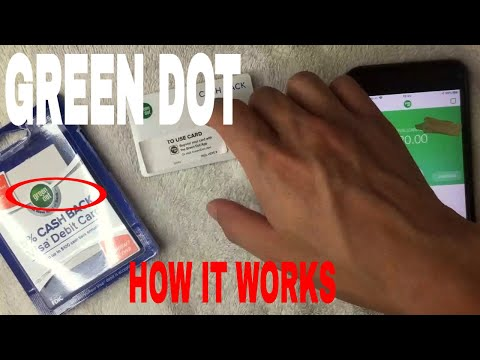 ✅  How To Use Green Dot Prepaid Visa Debit Card Review  🔴