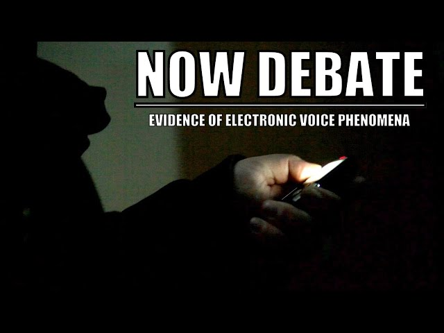 Unexplained ghost voices, Electronic Voice Phenomena.... Is it Real