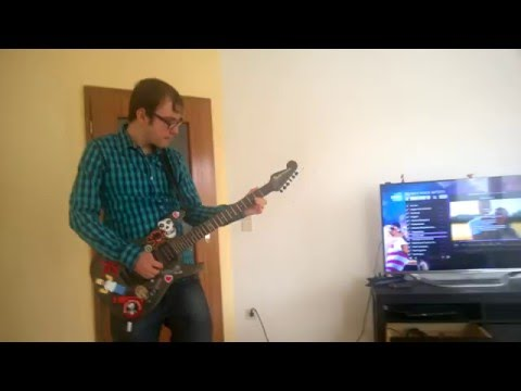 "Dramarama ""Anything, Anything (I'll Give You)"" karaoke + guitar cover"
