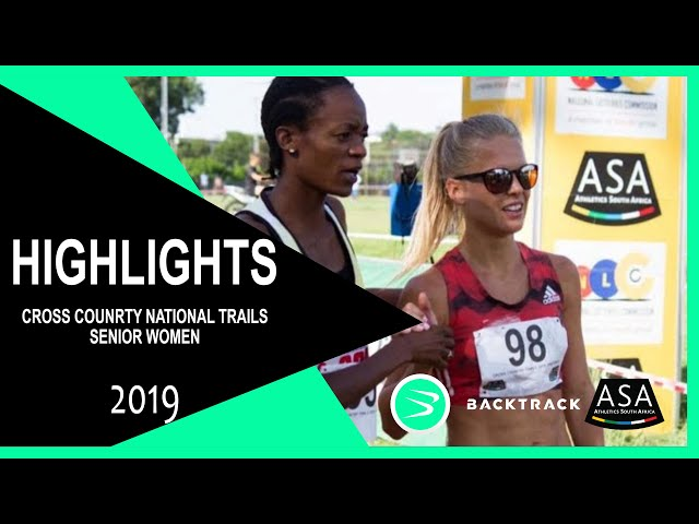 ASA XC Trials Senior Women