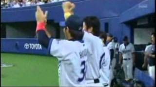 2011年にセ・リーグ6球団に所属する選手の 映像を使ったPV 中日ドラゴン...
