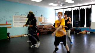 Down on Me- Workshop with Amber Ford