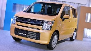 スズキ、新型「ワゴンR」発売=4年半ぶり改良、燃費33.4キロ